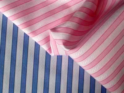 Cotton Yarn Dyed Shirting Fabrics
