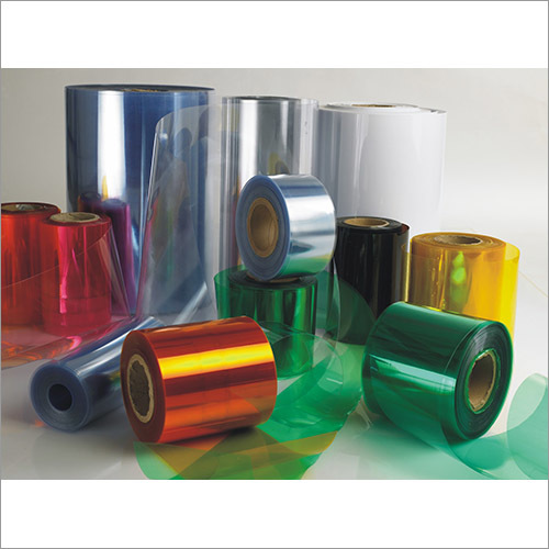 Transparent PVC Color Film