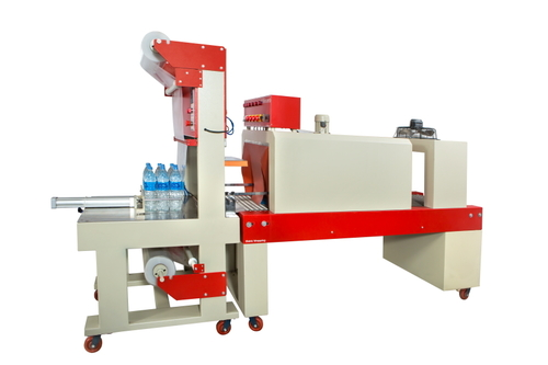 Semi Automatic Sleeve Wrapping Machine