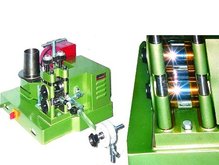 Chain strip rolling Machine