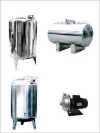 Pharma Water Distribution System