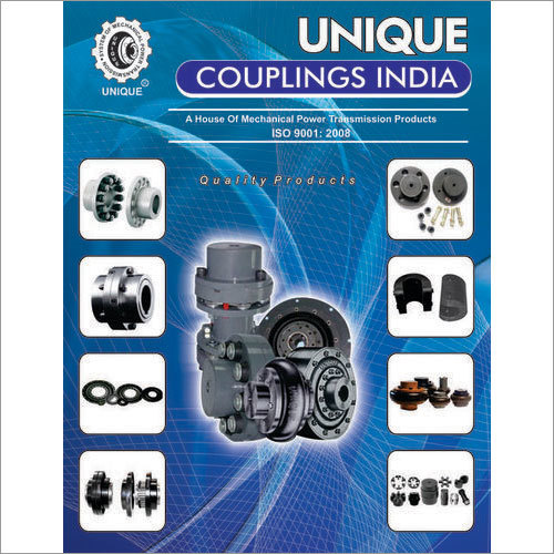 Unique Flexible Couplings