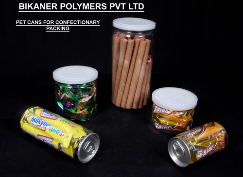 Confectionery Canned Food Pet Cans