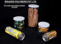 Confectionery Canned Food Cans