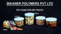 PET Cans For Dry Fruits