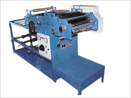 Multipart Collator Machine
