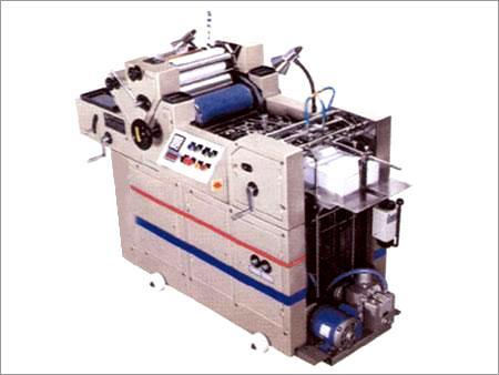 Hamada Mini Offset Printing Machine