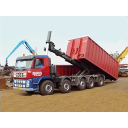 Container Cargo Services