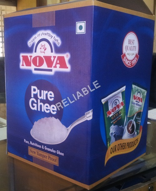 Ghee Cartons Boxes
