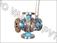 4 way valves