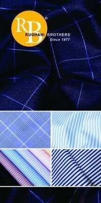 Check Shirting Fabric