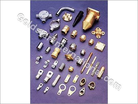 Brass, Copper & G.I. Electrical Accessories (GI 00