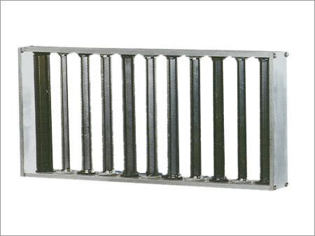 Aluminium Extruded Damper