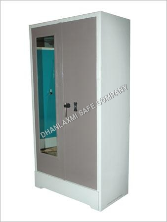 Steel Locker Almirah