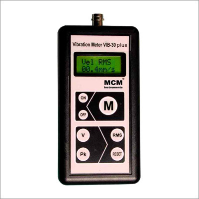 Portable Vibration Monitoring