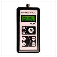 Portable Vibration Monitoring