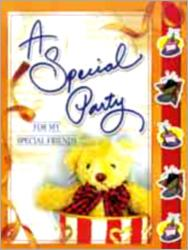 Greeting Card-Party Invitation