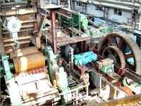 Installation of Six Roller Sugar Mills