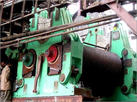 Six Roller Sugar Mills Installation