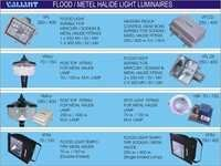 Flood Metal Halide Light Luminaires