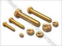 Brass Nut & Brass Bolts