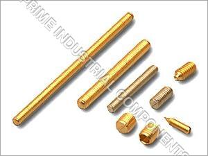 Brass Stud, Brass Threaded Rods
