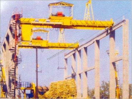 Cane Unloading Crane (Cane Unloader)