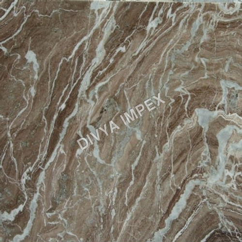 Kashmir Brown Marble Tiles