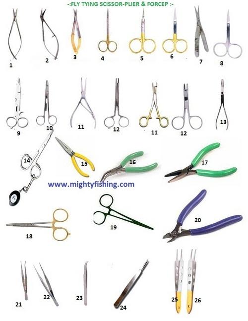 Fly Tying Scissor