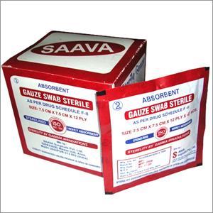 Gauze Swab (Sterile)