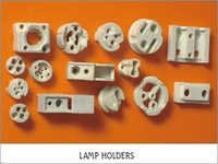Ceramic Lamp Holders
