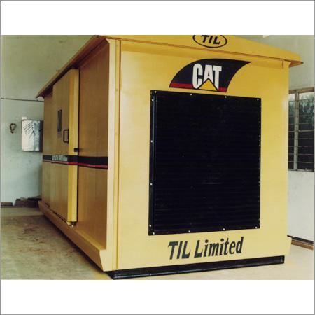 Heavy Machine Acoustic Enclosure