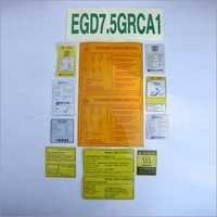 PVC Label