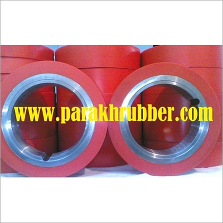 Polyurethane Wheels, Slitting spacers