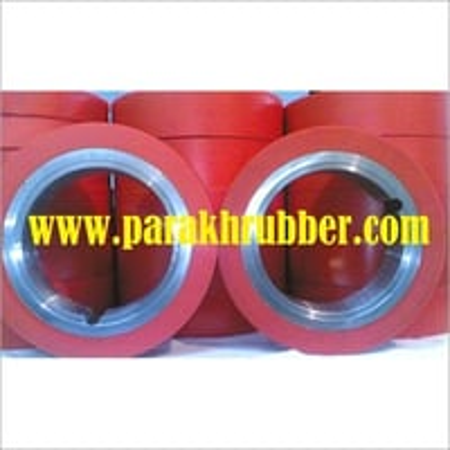 Polyurethane Wheels, Slitting spacers