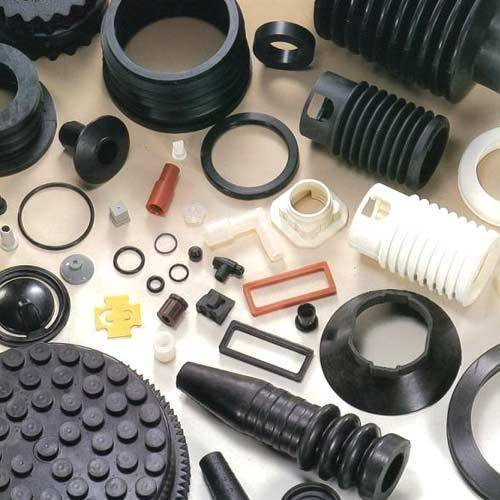 Molded Rubber Components