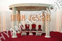Wooden Carving Mandap
