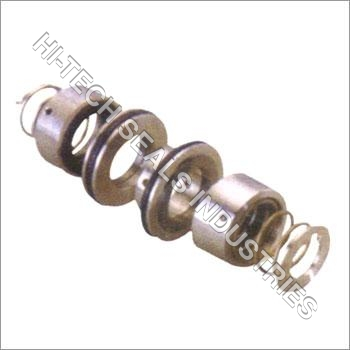 Double Mechanical Shaft Seals