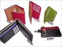 Cow Leather Wallets