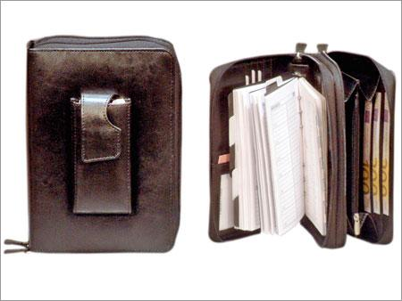 Leather Organizers & Folders
