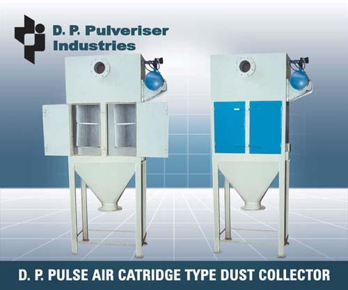 Pulse Air type Dust Collector