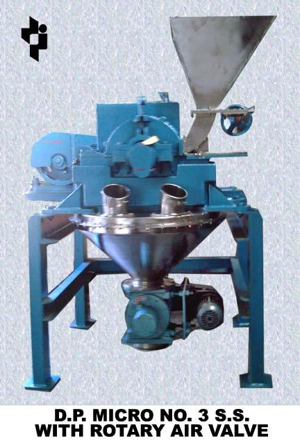 Hydraulic Micro Pulverizer