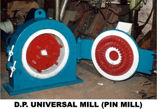 Industrial Universal Mill