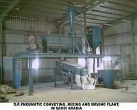 Industrial Pneumatic Conveying