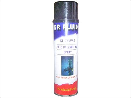 Cold Galvanizing Spray