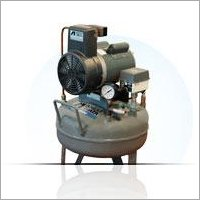 0.5 HP Oil Free Air Compressor