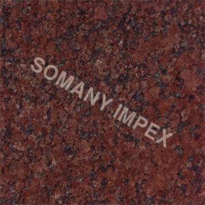 Ruby Red Granites