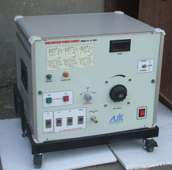 Capacitance And Tan Delta Test System