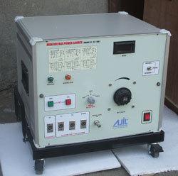 Capacitance And Tan Delta Sets