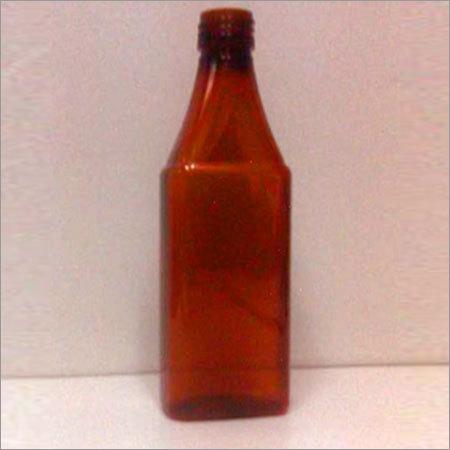200 ml Rectangular Pet Bottle 200 ml